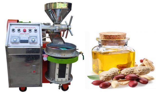 may ep dau 5 - Cách chọn mua máy ép dầu đảm bảo chất lượng