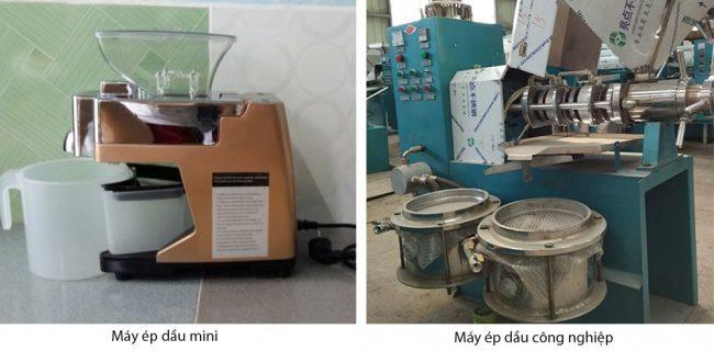 may ep dau1 - Máy ép dầu cho hộ kinh doanh giá rẻ, uy tín   giao hàng toàn quốc